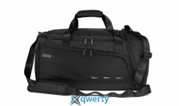 Спортивная сумка BMW Sports Bag Modern Black 2015(80222358031)