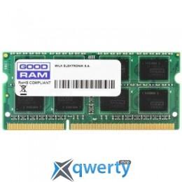 GOODRAM SODIMM DDR4 8GB 2133 MHZ (GR2133S464L15/8G)