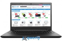 Lenovo IdeaPad 100-15 (80QQ008EUA) Black