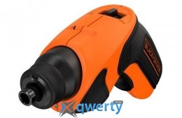 BLACK&DECKER АККУМ. ОТВЕРТКА CS3651LC 3,6В, LI-ION, 4НМ