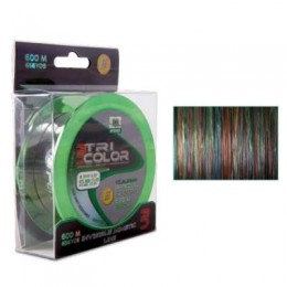Леска Lineaeffe Camou Carp Tri Colour (3600325)