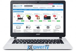 Acer Aspire ES1-331-P6A7 (NX.G12EU.012) White