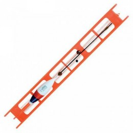 Оснастка поплавочная Lineaeffe Fluorocarbon ARANCIO (7853020/10)