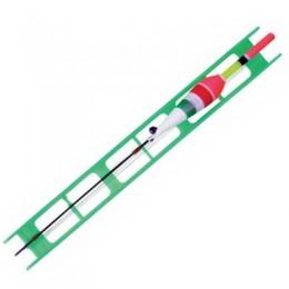 Оснастка поплавочная Lineaeffe Fluorocarbon VERDE (7823015/16)
