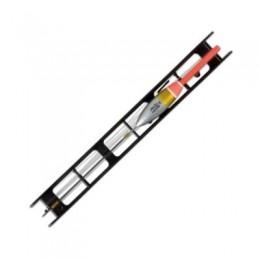 Оснастка поплавочная Lineaeffe KETA Fluorocarbon 46204 (7856120/12)