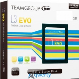 Team SSD 240GB L3 EVO (T253LE240GTC101)