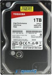Toshiba P300 1TB 7200rpm 64MB (HDWD110UZSVA)