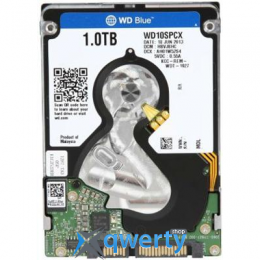 Western Digital Blue 1TB 5400rpm 16MB(WD10SPCX)