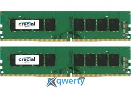 MICRON CRUCIAL DDR4-2400 8GBX2 (CT2K8G4DFS824A)