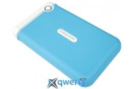 Transcend StoreJet 25M3 2TB TS2TSJ25M3B 2.5 USB 3.0 External Blue