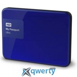 Western Digital My Passport Ultra 500GB WDBWWM5000ABL-EESN 2.5 USB 3.0 External Blue