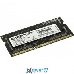 SoDIMM DDR3 2GB 1600 MHz AMD (R532G1601S1SL-UO)