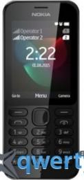 NOKIA 222 Dual SIM (black) RM-1136