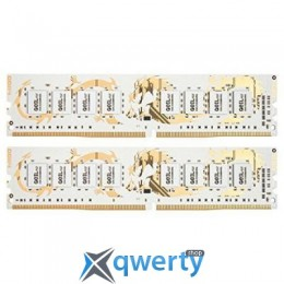 GeIL  DDR4 8GB (2X4GB) 2800 MHZ  (GWW48GB2800C16DC)