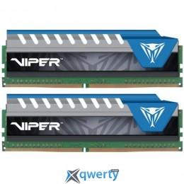 Patriot 16GB Viper Elite DDR4 2400 MHz Memory Kit (2 x 8GB)(PVE416G240C5KBL)