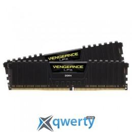 CORSAIR DDR4 16GB (2x8GB) 2400 MHz Vengeance LPX Black  (CMK16GX4M2A2400C16)