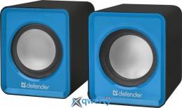 Defender SPK 22 синий, 5 Вт, питание от USB (65501)