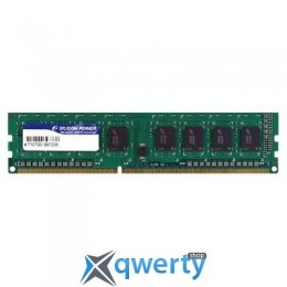 Silicon Power DDR3 4GB 1333 MHz  (SP004GBLTU133N02 / SP004GBVTU133N02)