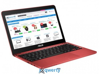ASUS X205TA-FD0077TS Red