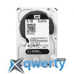 Western Digital Black 6TB 7200rpm 128MB WD6001FZWX 3.5 SATA III(WD6001FZWX)