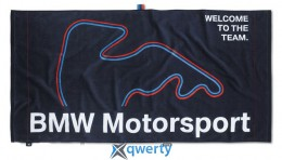 Полотенце BMW Motorsport Beach Towel 2016 (82 23 2 285 872)
