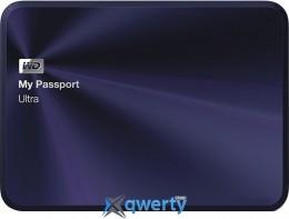 Western Digital My Passport Ultra Metal 2TB WDBEZW0020BBA-EESN 2.5 USB 3.0 External Blue
