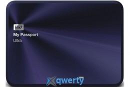 Western Digital My Passport Ultra Metal 3TB WDBEZW0030BBA-EESN 2.5 USB 3.0 External Blue