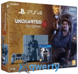 Sony PlayStation 4 1TB Uncharted 4 Limited Edition