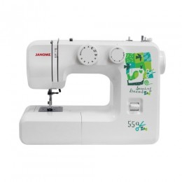 JANOME SEWING DREAMS 550