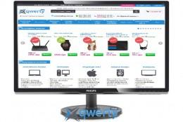 """Интернет-магазин QwertyОргтехникаМониторыМонитор PHILIPS (206V6QSB6/62) BLACK                                 Acer K202HQLAb (UM.IX3EE.A01 / UM.IX3EE.A02)19.5                                                               Acer 18.5 V196HQLAb WXGA 5ms, D-Sub, TN, Black, 90/65 (UM.XV6EE.A03)                                                               19.5 Acer V206HQLAB (UM.IV6EE.A01)                                                               2E (2E-E2219B-01.UA) 22"""""""
