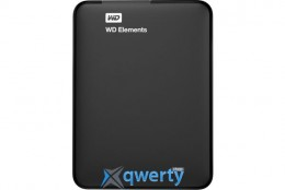 Western Digital Elements 3TB WDBU6Y0030BBK-EESN 2.5 USB 3.0 External Black