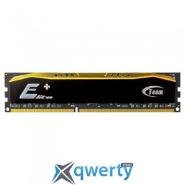 DDR4 4GB 2133 MHZ ELITE BLACK TEAM (TED44G2133C1501)