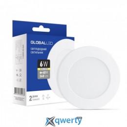 GLOBAL LED SPN 6W мягкий свет (1-SPN-003)