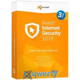 AVAST INTERNET SECURITY 2015 BASE BOX (4820153970328)