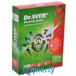 DR. WEB SECURITY SPACE 10, 2 ПК 1 ГОД (BHW-B-12M-2-A3)