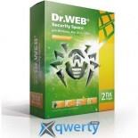DR. WEB SECURITY SPACE 10, 2 ПК 2 ГОДА (BHW-B-24M-2-A3)