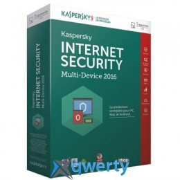 KASPERSKY INTERNET SECURITY 2016 MULTI-DEVICE 5+1 ПК 1 ГОД RENEWAL BOX (KL1941OBEFR16)