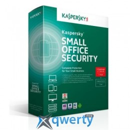 KASPERSKY SMALL OFFICE SECURITY 4, 5-MOB; 5-PC; 1-FS (KL4531OCEFW)