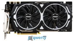 MSI GeForce GTX 1070 1556Mhz PCI-E 3.0 8192Mb 8008Mhz 256 bit DVI HDMI HDCP (GeForce GTX 1070 ARMOR 8G)