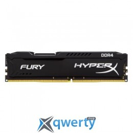 KINGSTON DDR4 16GB 2133 MHZ HyperX FURY BLACK  (HX421C14FB/16)