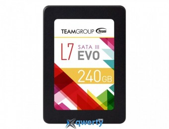 SSD 240GB Team L7 EVO TLC (T253L7240GTC101)