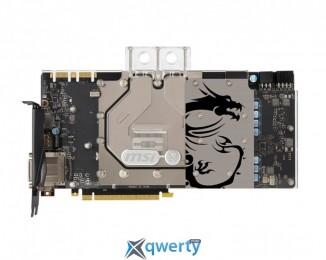 MSI PCI-Ex GeForce GTX 1070 SEA HAWK EK X 8GB GDDR5 (256bit) (1607/8108) (DVI, HDMI, 3 x DisplayPort) (GTX 1070 SEA HAWK EK X)