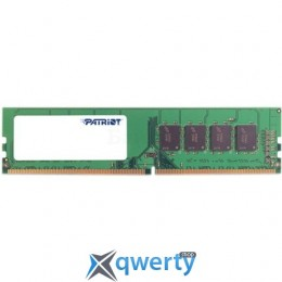 DDR4 4GB 2133 MHZ PATRIOT (PSD44G213381)
