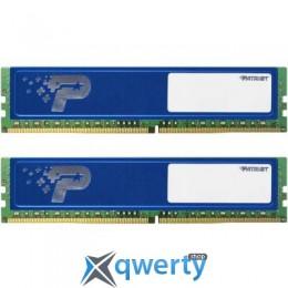 DDR4 8GB (2X4GB) 2400 MHZ PATRIOT (PSD48G2400KH)