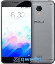 Meizu M3 Note 16GB Gray