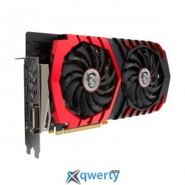MSI PCI-Ex GeForce GTX 1060 Gaming X 6GB GDDR5 (192bit) (1569/8000) (DVI, HDMI, 3 x DisplayPort) (GTX 1060 GAMING X 6G)