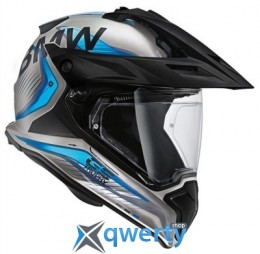 Мотошлем BMW Motorrad GS Carbon Helmet, Decor GS Trophy(р.60/61)(76318553021)