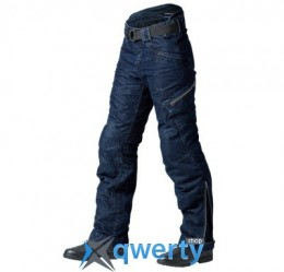 Мотоштаны BMW Motorrad City 2 Denim Pants, Unisex, Indigo,(р.XXXL)(76127726013)
