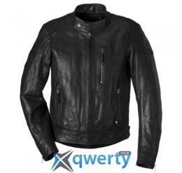 Мужская мотокуртка BMW Motorrad BlackLeather Jacket(р.52)(76128547978)