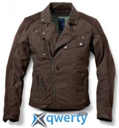 Мужская мотокуртка BMW Motorrad Mens Jacket, SanDiego, Brown (р.50)(76128560900)